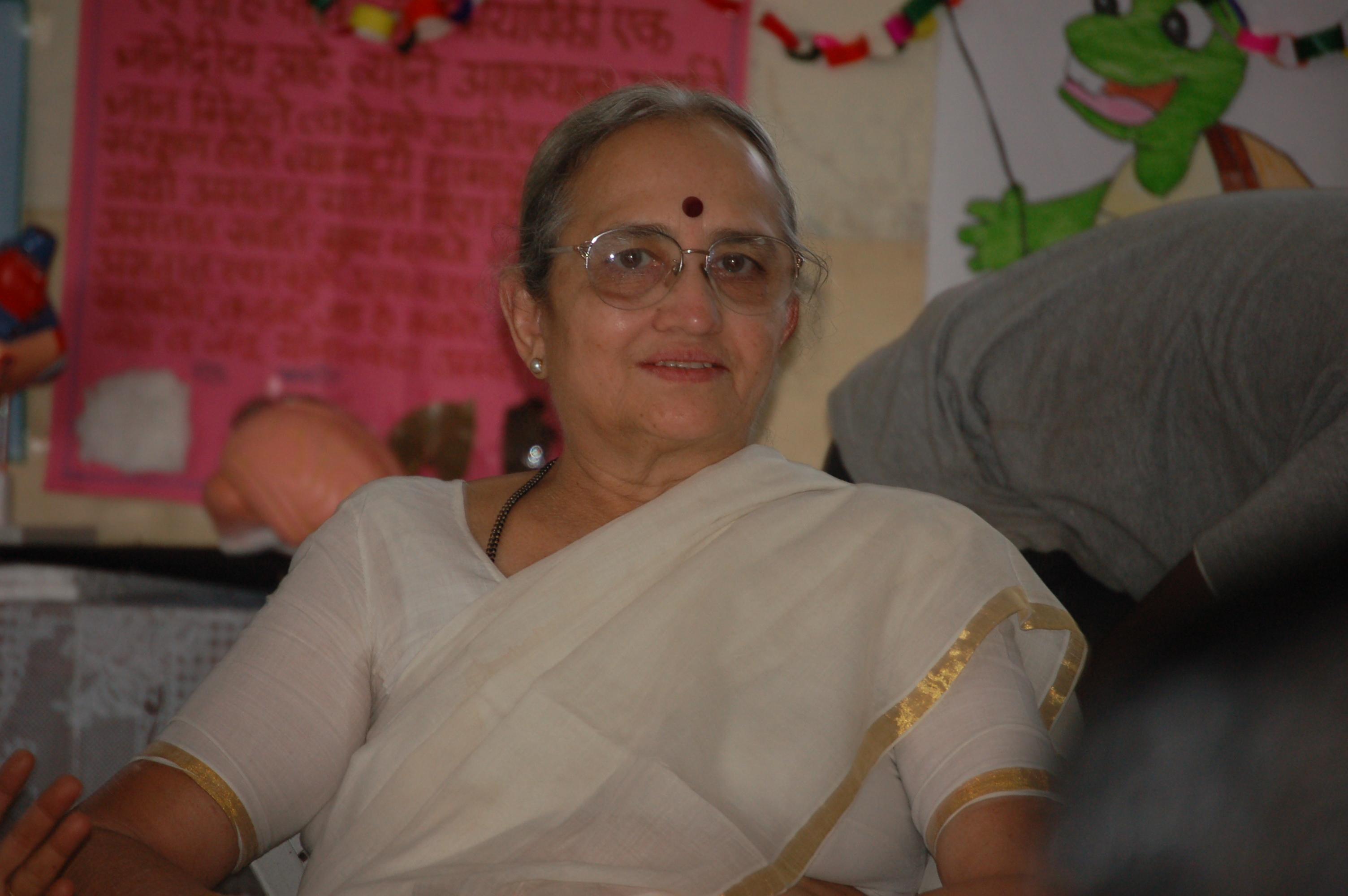 Mrs.Rajani Tai