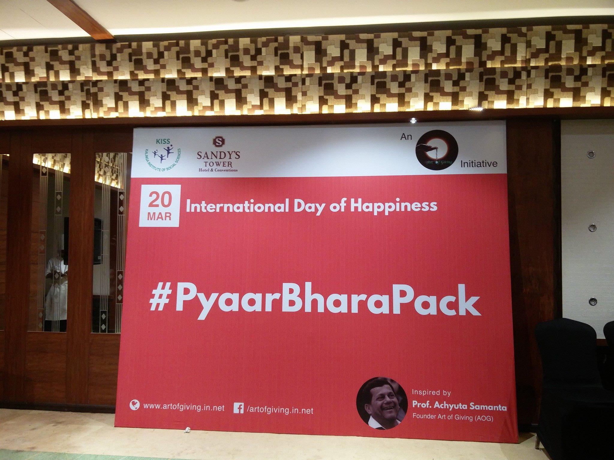 Pyaar Bhara Pack – International Happiness day