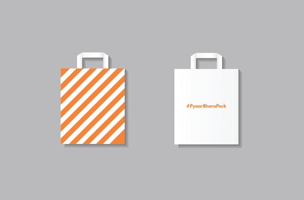 Art of giving Bag Pyaar bhara Pack