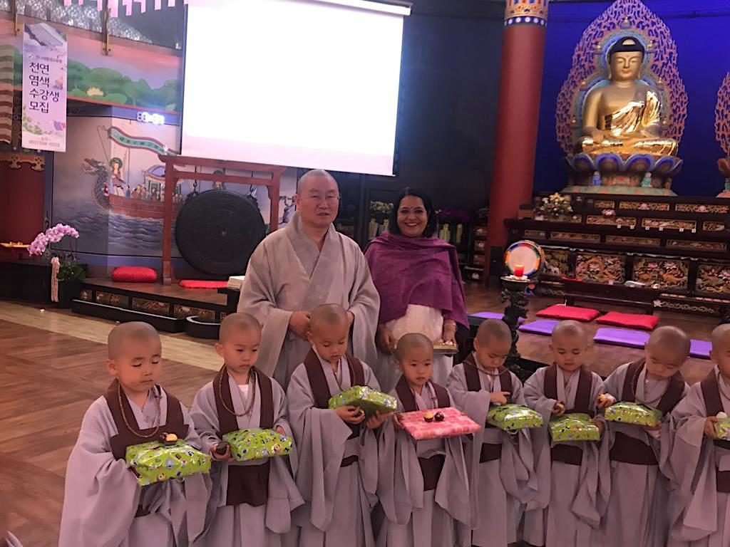 Art of Giving 2019 Bag of Happiness Celebration at Busan South Korea